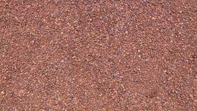 Κόκκινη και ρόδινη σύσταση υποβάθρου πατωμάτων αμμοχάλικου Στοκ φωτογραφίες με δικαίωμα ελεύθερης χρήσης