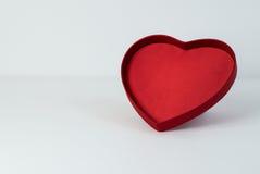 Κόκκινη καρδιά Στοκ Εικόνα
