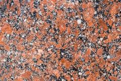 Κόκκινη μαύρη πέτρα υποβάθρου, μάρμαρο Στοκ Εικόνες