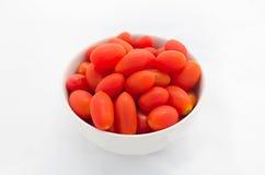 Κόκκινη ντομάτα στοκ φωτογραφίες με δικαίωμα ελεύθερης χρήσης