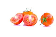 κόκκινη ντομάτα Στοκ Φωτογραφίες