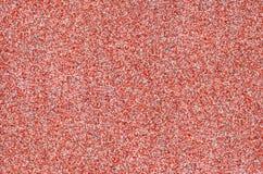 Κόκκινη ορυκτή σύσταση Στοκ φωτογραφία με δικαίωμα ελεύθερης χρήσης