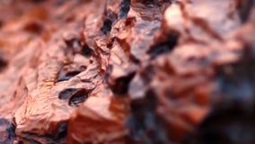 Κόκκινη πέτρα Στοκ Εικόνες