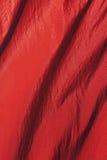 κόκκινη παρέκκλιση υφάσμα& Στοκ φωτογραφίες με δικαίωμα ελεύθερης χρήσης
