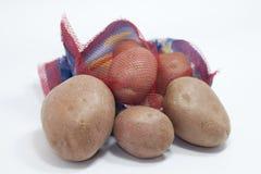 κόκκινη πατάτα στοκ εικόνα