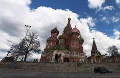 Κόκκινη πλατεία, Μόσχα, ρωσική ομοσπονδιακή πόλη, Ρωσική Ομοσπονδία, Ρωσία Στοκ φωτογραφίες με δικαίωμα ελεύθερης χρήσης