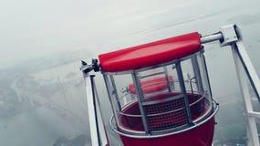 κόκκινη ρόδα Στοκ φωτογραφία με δικαίωμα ελεύθερης χρήσης