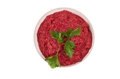κόκκινη σαλάτα Στοκ εικόνα με δικαίωμα ελεύθερης χρήσης