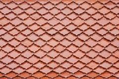 Κόκκινη στέγη Στοκ φωτογραφία με δικαίωμα ελεύθερης χρήσης