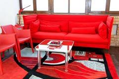 κόκκινη συνεδρίαση περιοχής στοκ φωτογραφία με δικαίωμα ελεύθερης χρήσης