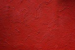 Κόκκινη σύσταση ανασκόπησης Grunge Στοκ Φωτογραφία