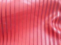 Κόκκινη σύσταση γραμμών Στοκ φωτογραφία με δικαίωμα ελεύθερης χρήσης