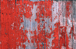 κόκκινη σύσταση ξύλινη Στοκ εικόνες με δικαίωμα ελεύθερης χρήσης