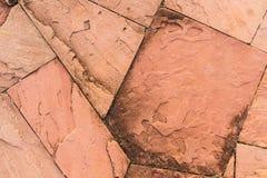Κόκκινη σύσταση πιάτων πετρών Στοκ φωτογραφίες με δικαίωμα ελεύθερης χρήσης