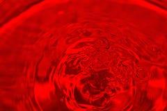 κόκκινη σύσταση φυσαλίδω& Στοκ εικόνα με δικαίωμα ελεύθερης χρήσης