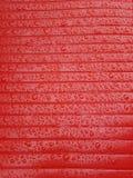 κόκκινη σύσταση Στοκ Εικόνες