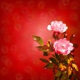 Κόκκινη σύσταση Στοκ φωτογραφία με δικαίωμα ελεύθερης χρήσης