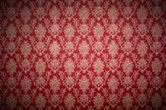 κόκκινη ταπετσαρία Στοκ Εικόνα
