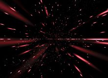 κόκκινη ταχύτητα διανυσματική απεικόνιση