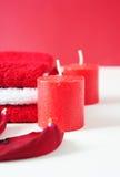 κόκκινη SPA Στοκ φωτογραφίες με δικαίωμα ελεύθερης χρήσης