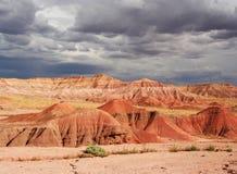 κόκκινοι βράχοι ΗΠΑ Utah τοπίω& στοκ φωτογραφία