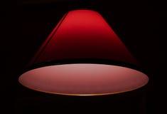 Κόκκινος λαμπτήρας Στοκ φωτογραφία με δικαίωμα ελεύθερης χρήσης