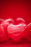 κόκκινος βαλεντίνος κα&rho Στοκ φωτογραφία με δικαίωμα ελεύθερης χρήσης