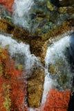 κόκκινος βράχος κολπίσκου Στοκ εικόνες με δικαίωμα ελεύθερης χρήσης