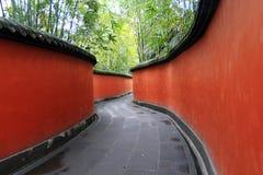 κόκκινος δρόμος Στοκ Εικόνες