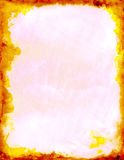 κόκκινος κίτρινος πυρκα&g Στοκ Εικόνες