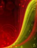 κόκκινος κίτρινος Απεικόνιση αποθεμάτων