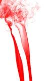 κόκκινος καπνός Στοκ Εικόνες