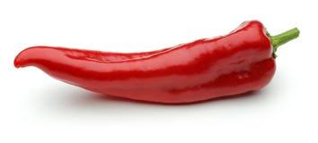 Κόκκινος - καυτά πιπέρια τσίλι στοκ εικόνα με δικαίωμα ελεύθερης χρήσης
