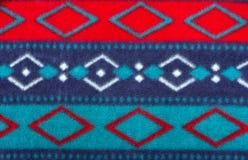 Κόκκινος μπλε ανοικτό μπλε Στοκ Εικόνα