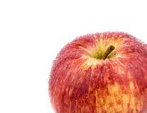 κόκκινος νόστιμος μήλων Στοκ Φωτογραφίες
