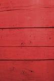 κόκκινος ξύλινος ανασκόπ&e Στοκ Εικόνα