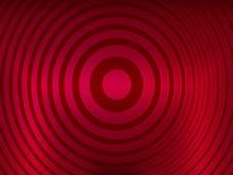 κόκκινος στόχος απεικόνιση αποθεμάτων
