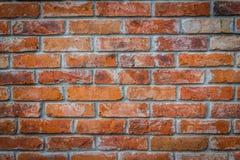 κόκκινος τοίχος σύσταση&si Στοκ Εικόνες