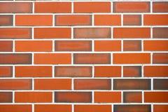 κόκκινος τοίχος τούβλου στοκ φωτογραφία με δικαίωμα ελεύθερης χρήσης