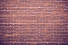 κόκκινος τοίχος τούβλων & στοκ εικόνες
