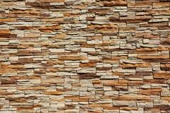 κόκκινος τοίχος τούβλων Στοκ Εικόνες