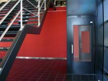 κόκκινος τοίχος στοκ εικόνα με δικαίωμα ελεύθερης χρήσης