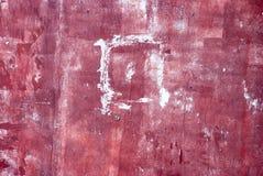κόκκινος τοίχος Στοκ εικόνες με δικαίωμα ελεύθερης χρήσης