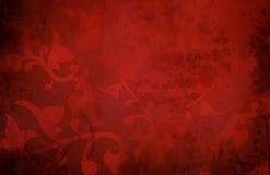 κόκκινος τρύγος διανυσματική απεικόνιση