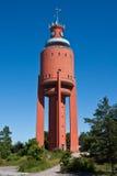 Κόκκινος φάρος Στοκ εικόνα με δικαίωμα ελεύθερης χρήσης