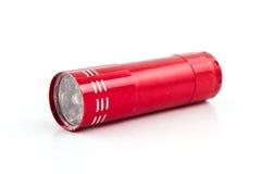 Κόκκινος φακός Στοκ φωτογραφίες με δικαίωμα ελεύθερης χρήσης