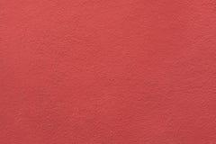 Κόκκινος χρωματισμένος τοίχος στόκων Στοκ Φωτογραφίες