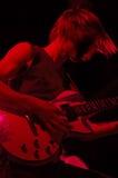 κόκκινος rockstar Στοκ Φωτογραφίες