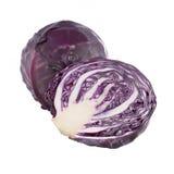 Κόκκινο λάχανο Στοκ Εικόνα
