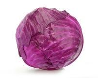 Κόκκινο λάχανο Στοκ εικόνα με δικαίωμα ελεύθερης χρήσης